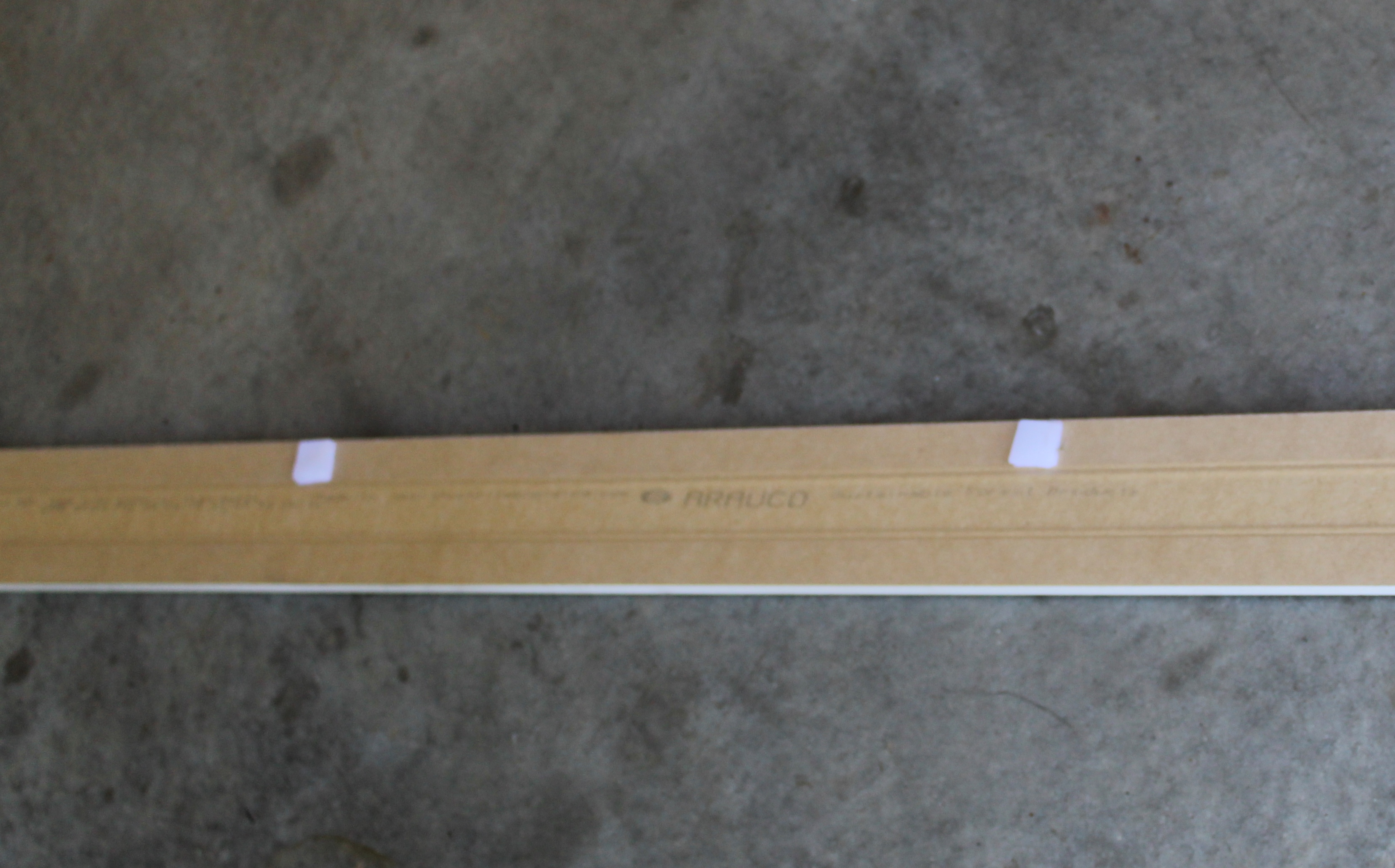 How to attach baseboard so it's removable | www.knickoftime.net
