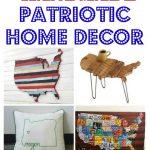 Handmade United States Patriotic Decor   Creative Ideas from Sea to Shining Sea!