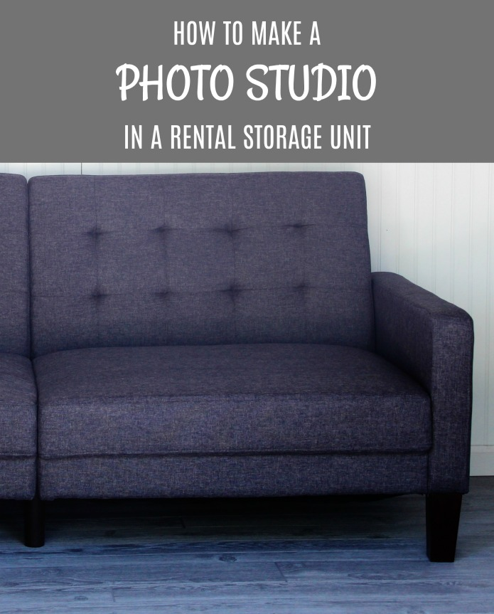 Creating A Rental Storage Unit Photo Studio Knick Of Time