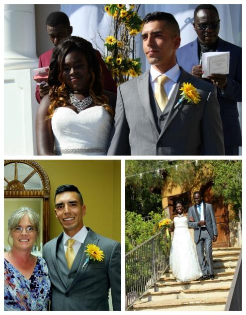 My son's wedding | www.knickoftime.net