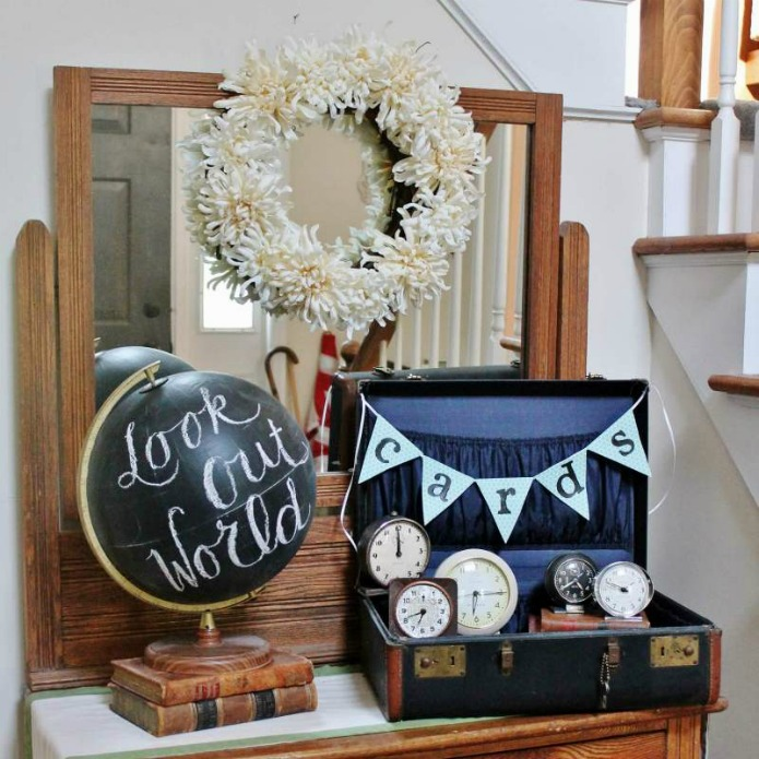 Vintage Theme Graduation Party