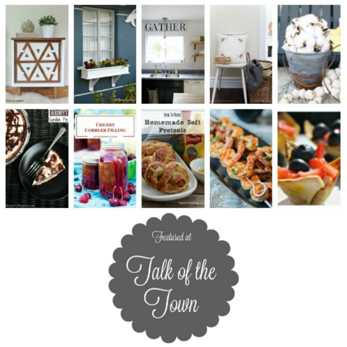 Talk of the Town #83 Features at Knick of Time | www.knickoftime.net