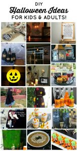 15+ Easy DIY Halloween Ideas Ideas For Kids & Adults!
