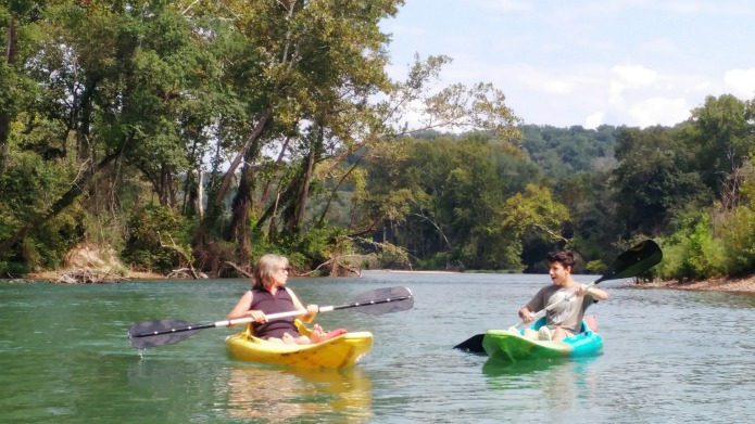 Lessons Learned on a Family Kayaking Trip