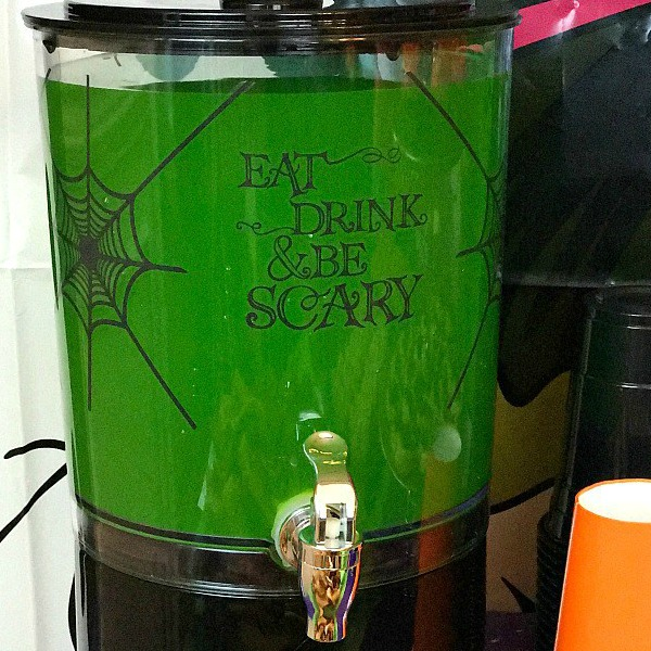 Easy Halloween Party Food and Drink Ideas by Intelligent Domestications