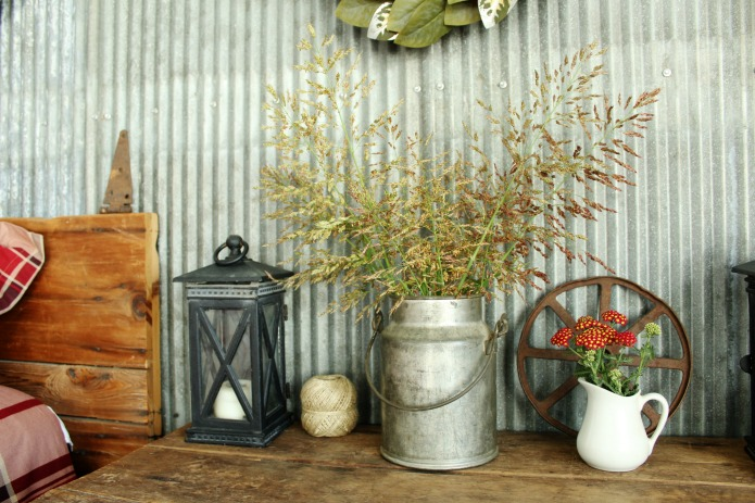 Shop your Home to Decorate for Fall | 5 Easy and Inexpensive Tips | www.knickoftime.net