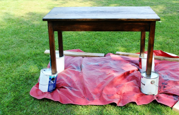 Furniture Refinishing for Beginners Tips, & Tricks | www.knickoftime.net