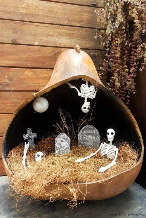 Fairy Graveyard by A Crafty Mix