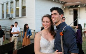My Son's Beautiful Fall Outdoor Wedding