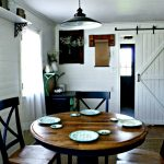 Farmhouse Pedestal Table: Downsizing for a Smaller Household
