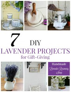 7 DIY Lavender Projects for Gift-Giving