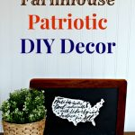 Getting Started with Chalk Couture: USA Liberty Sign & Video