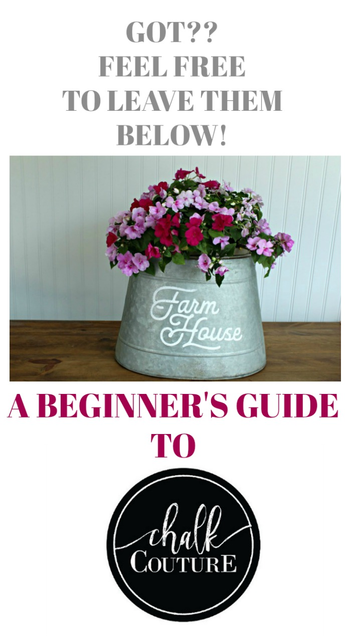 Easy Diy Galvanized Farmhouse Style Bucket Planter Knick