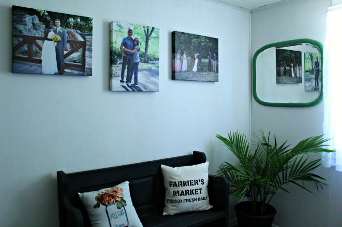 How To Make An Inexpensive DIY Gallery Wall   knickoftime.net