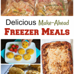 Prepare for National Lazy Day! | Delicious Make-Ahead Freezer Meals