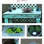 Secret Garden Patio Reveal