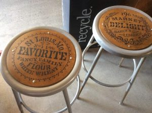 Truffles, Stenciled Bar Stools,  & More: Talk of the Town #138