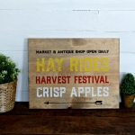 New Fall Farmhouse Decor + Giveaway: Dixie Belle Product Package