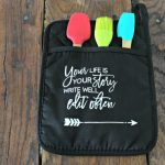 Chalk Couture DIY Kitchen Gift Ideas: Chalking Series Project 7