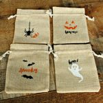 Halloween Treat Bags | 15 Days of Chalking Series, Part 1