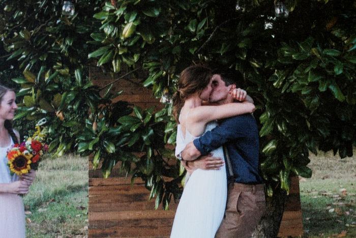 Outdoor Wedding Portrait   knickoftime.net