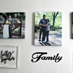 Wedding Portraits Gallery Wall Cheap Canvas Prints | knickoftime.net