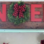 Rustic Pallet Wood Christmas Noel Sign by Knick of Time | knickoftime.net