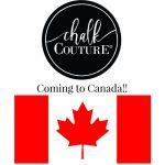 Chalk Couture is coming to Canada!! Sign up to become a designer and put in my designer # - 19626 here - https://essentials.chalkcouture.com/canada-pre-registration/