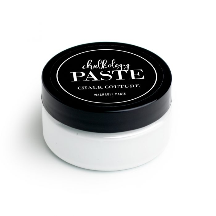 Chalkology Paste Bright White