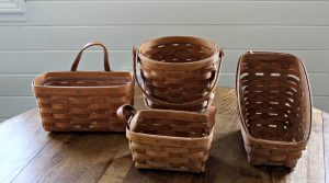 Longaberger Baskets Collection