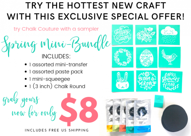 Chalk Couture Mini Kit