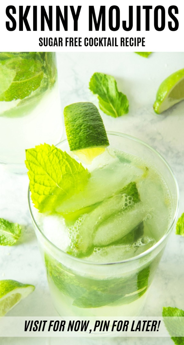 Skinny Mojitos Recipe