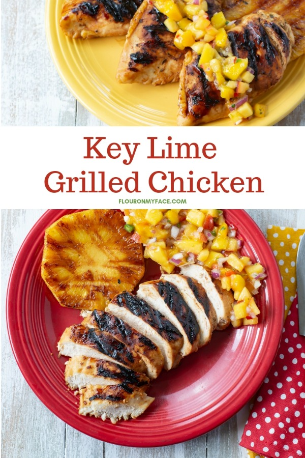 Key Lime Grilled Chicken Recipe