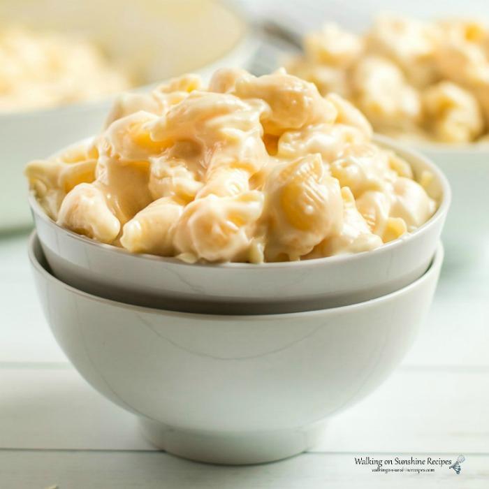 Copycat Panera Mac and Cheese