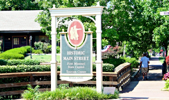 St. Charles Historic Main Street