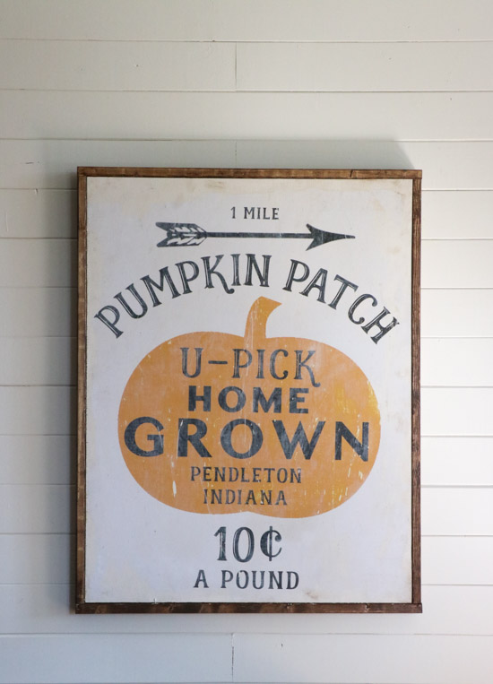 PUMPKIN PATCH PRINTABLE