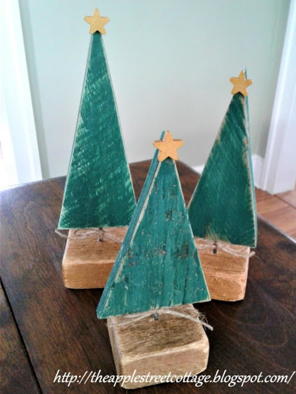 Three Little Trees