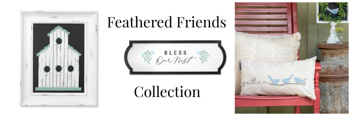 Chalk Couture Feathered Friends Collection