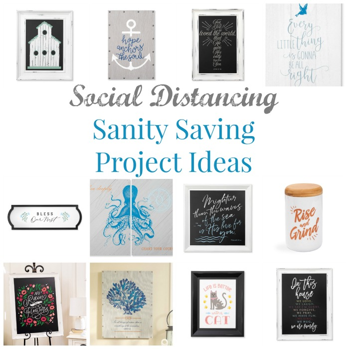Social Distancing Sanity Saving Project Ideas